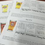 Sampling notes from a recent staff tasting session.